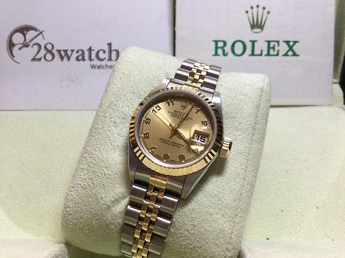 Pre-Owned Rolex Datejust 69173 二手行貨,停產 - 銅鑼灣店