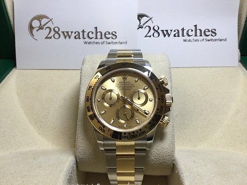 Brand new Rolex Daytona 116503 全新 N000981NXW145 NXW145 - 銅鑼灣店