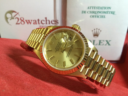 Pre-Owned Rolex Datejust 69178 二手  - 銅鑼灣店