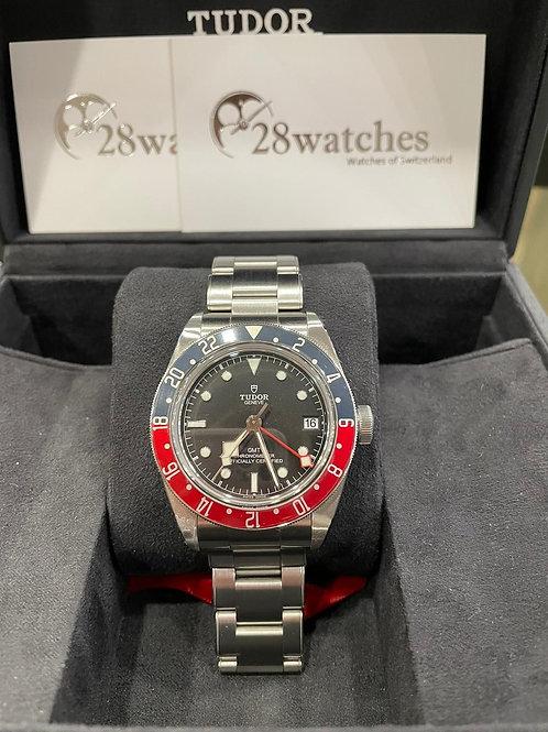 Pre-Owned Tudor Black Bay GMT 79830RB 二手行貨,AD發票 - 尖沙咀店