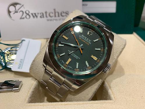 Rolex Milgauss 116400GV_20190831_1759_01
