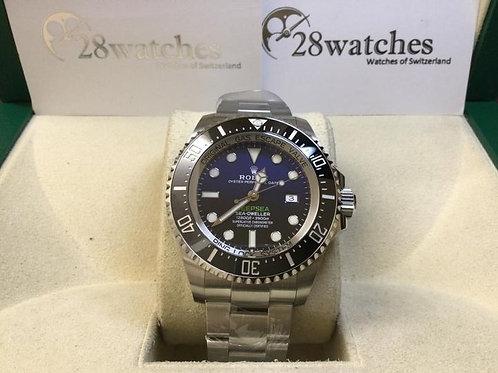 Brand new Rolex Sea-Dweller Deepsea 126660 全新 - 銅鑼灣店