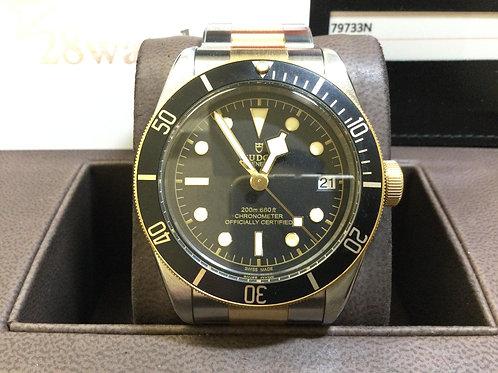 Pre-Owned Tudor Black Bay S&G 79733N 二手行貨  - 銅鑼灣店