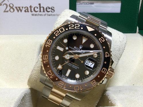 Pre-Owned Rolex GMT-Master II 126711CHNR - 銅鑼灣店