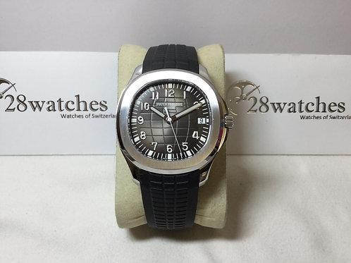 【銅鑼灣店】二手 Patek Philippe Aquanaut 5167A-001「淨錶」