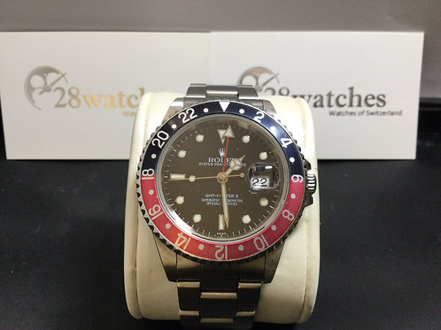 Pre-Owned Rolex GMT-Master II 16710 二手 - 銅鑼灣店