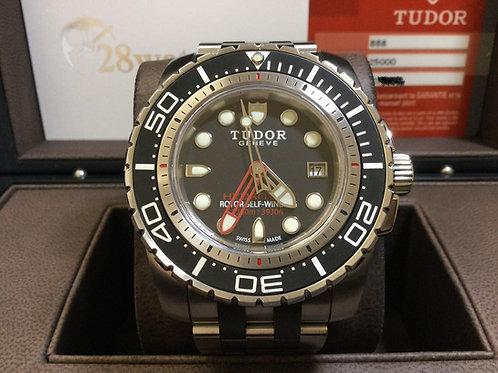Pre-Owned Tudor Hydronaut 25000 二手行貨  - 銅鑼灣店