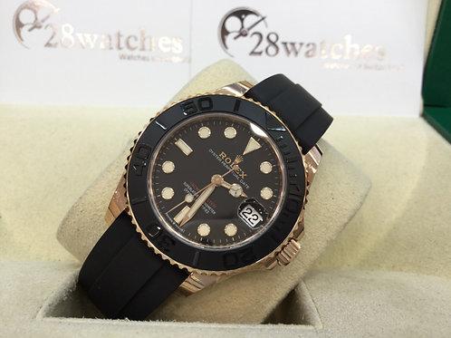 【銅鑼灣店】二手 Rolex Yacht-Master 37 268655「五年保養