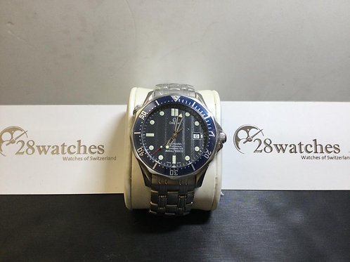 Pre-Owned Omega Seamaster Diver 300 M 2531.80 二手,淨錶- 銅鑼灣店
