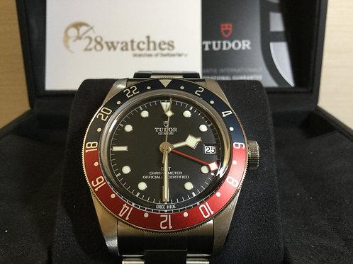Brand new Tudor Black Bay GMT 79830 全新 - 銅鑼灣店