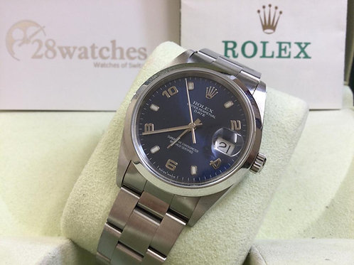 Pre-Owned Rolex Oyster Perpetual Date 15200 二手行貨,A頭  - 銅鑼灣店