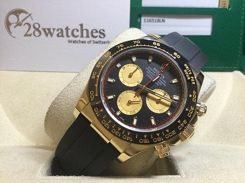 Pre-Owned Rolex Daytona116518LN 二手 五年保養 - 銅鑼灣店