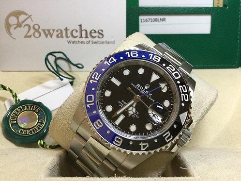 Pre-Owned Rolex GMT-Master II 16710BLNR  - 銅鑼灣店