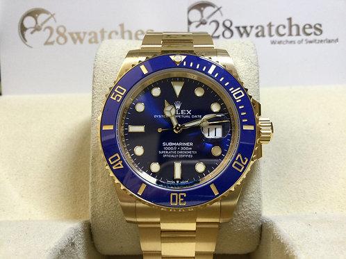 Brand new Rolex Submariner Date 126618LB 全新 NXW085 - 銅鑼灣店