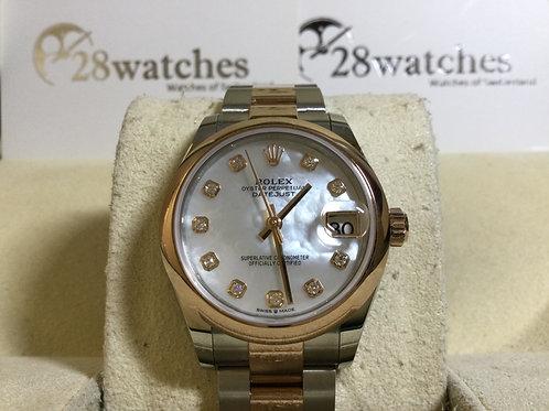 Brand new Rolex Datejust 278241 8NC 全新 - 銅鑼灣店