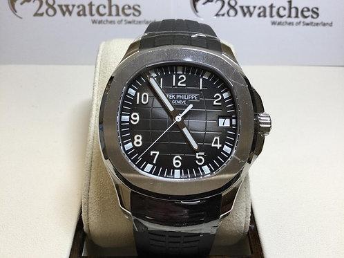 Brand new Patek Philippe Aquanaut 5167A-001 全新 - 銅鑼灣店