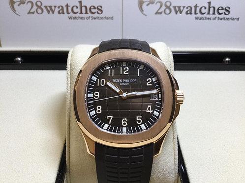 Pre-Owned Patek Philippe Aquanaut 5167R-001 二手 - 銅鑼灣店