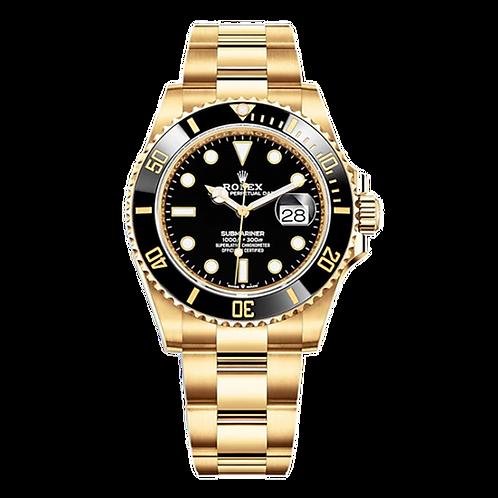全新 Rolex Submariner Date 126618LN