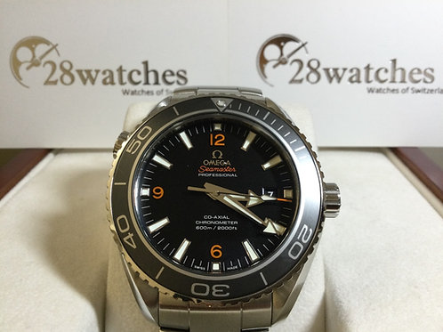 Pre-Owned Omega Seamaster Planet Ocean 232.30.46.21.01.003二手,行貨- 銅鑼灣店