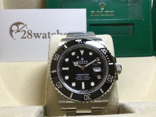 Brand New Rolex Submariner Date 126610LN 全新,五年保養 NXW084 - 銅鑼灣店