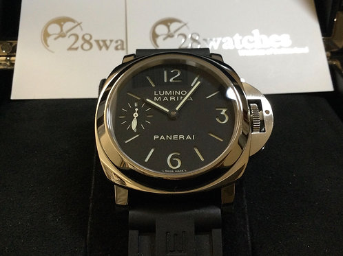 Pre-Owned Rolex Luminor Marina PAM00111 二手 - 銅鑼灣店