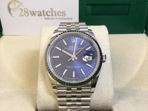 Brand new Rolex Datejust 126234 全新,五年保養 - 銅鑼灣店