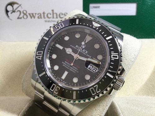 Pre-Owned Rolex Sea-Dweller 126600 二手行貨 - 銅鑼灣店