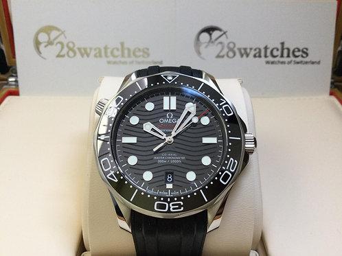 NOS Omega Seamaster Diver 300 M 210.32.42.20.01.001 未用品,2021  - 銅鑼灣店