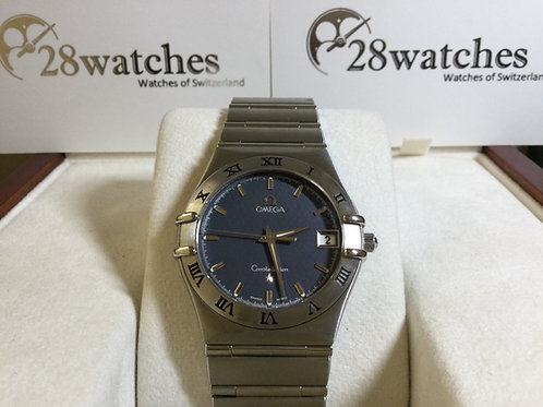 Pre-Owned Omega Constellation 15124000 二手 - 銅鑼灣店