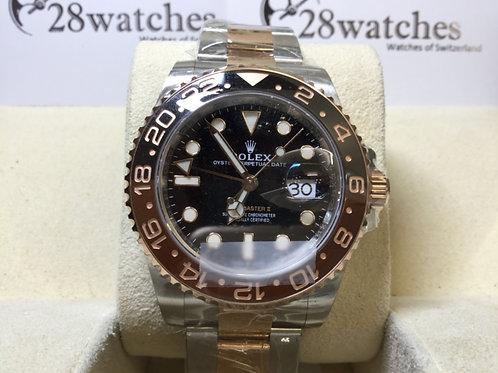 Brand New Rolex GMT-Master 126711CHNR 全新,五年保養  NXW025 - 銅鑼灣店