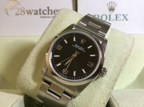 Pre-Owned Rolex Oyster Perpetual 77080 二手,行貨,AD發票   - 銅鑼灣店