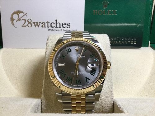 Brand new Rolex Datejust 126333 全新 - 銅鑼灣店