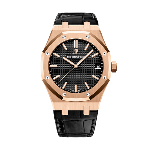 全新 Audemars Piguet ROYAL OAK 15500OR Black