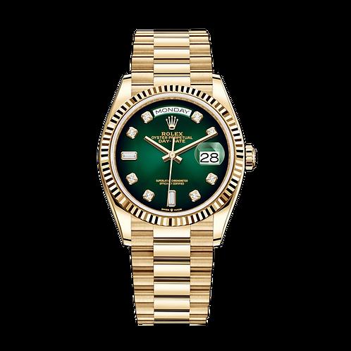 全新 Rolex DAY-DATE 128238-0069
