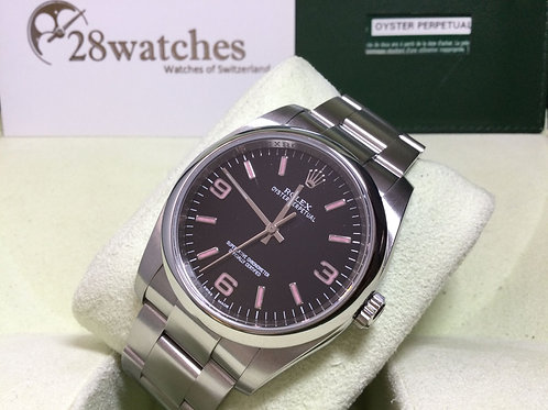 Pre-Owned Rolex Oyster Perpetual 36 116000 二手 行貨 - 銅鑼灣店
