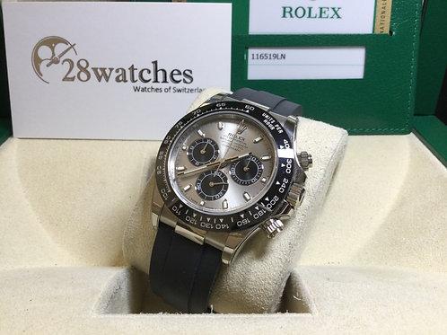 Pre-Owned Rolex Daytona 116519LN 二手 - 銅鑼灣店