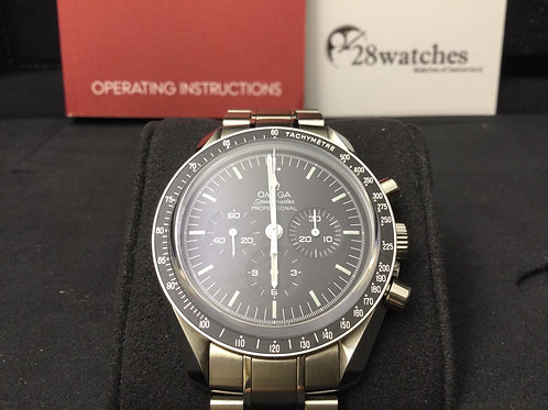 Pre-Owned Omega Speedmaster Professional Moonwatch 31130423001006 齊工具,齊格 - 銅鑼灣店