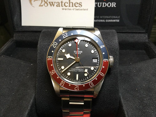 Pre-Owned Tudor Black Bay GMT 79830RB 二手,新卡,五年保養 - 銅鑼灣店