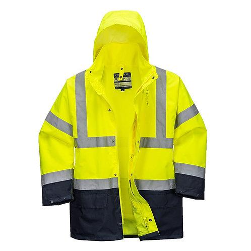 PW Winter Warnschutzjacke 5 in 1