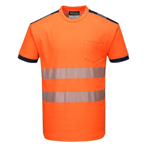 PW Warnschutz T-Shirt Tokyo