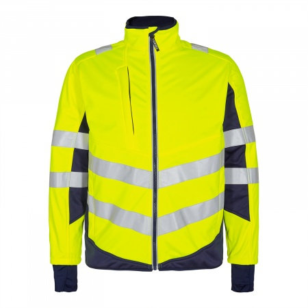 Engel Warnschutz Softshelljacke Safety