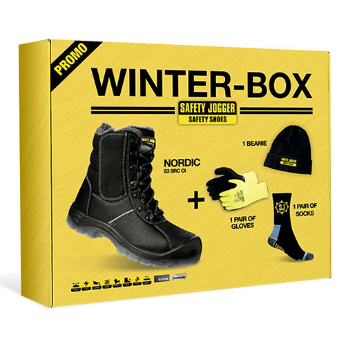 Safety Jogger Winter-Box