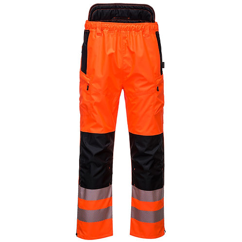 PW Warnschutz Regenhose X-Treme