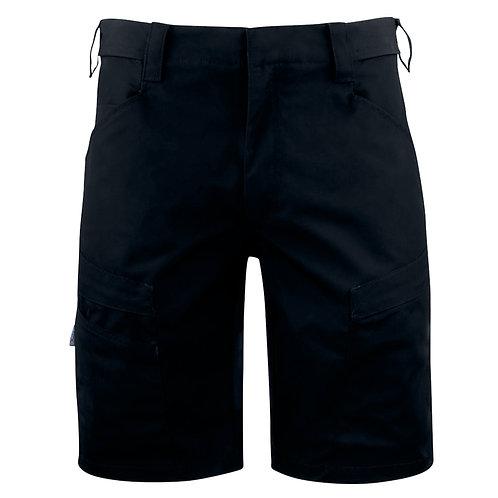 ProJob Shorts mit Stretcheinsätzen