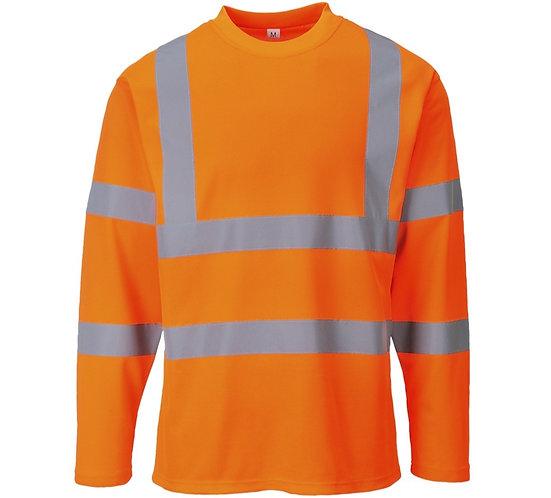 PW Warnschutz langarm T-Shirt