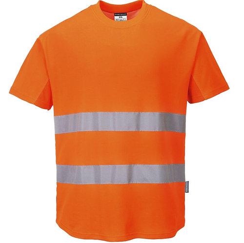 PW Warnschutz Netz-T-Shirt