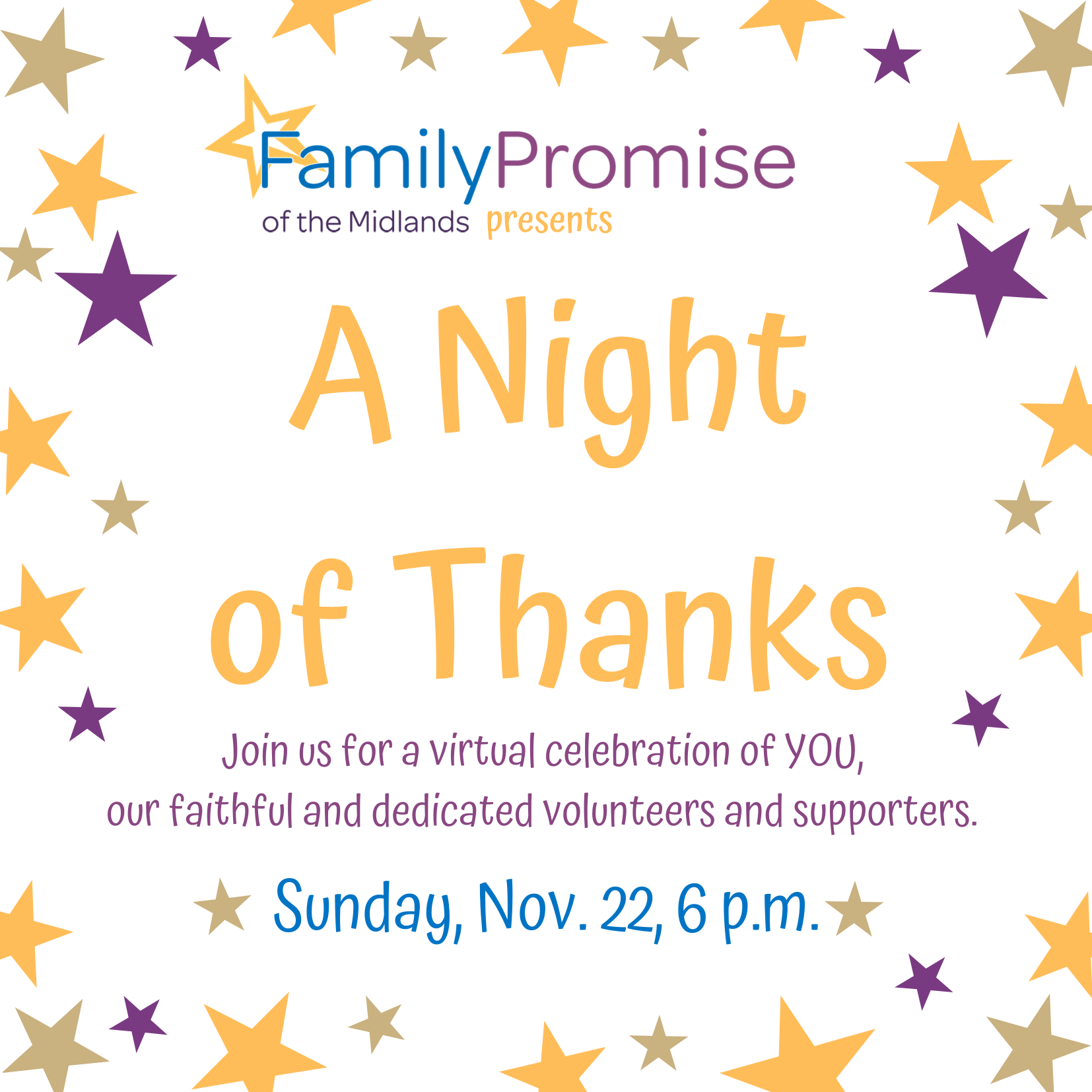 A Night of Thanks (3)