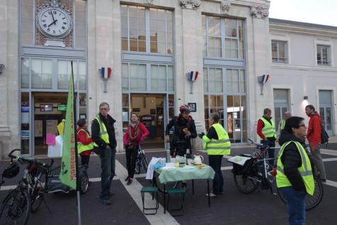 CLAP aux vélos de REVV