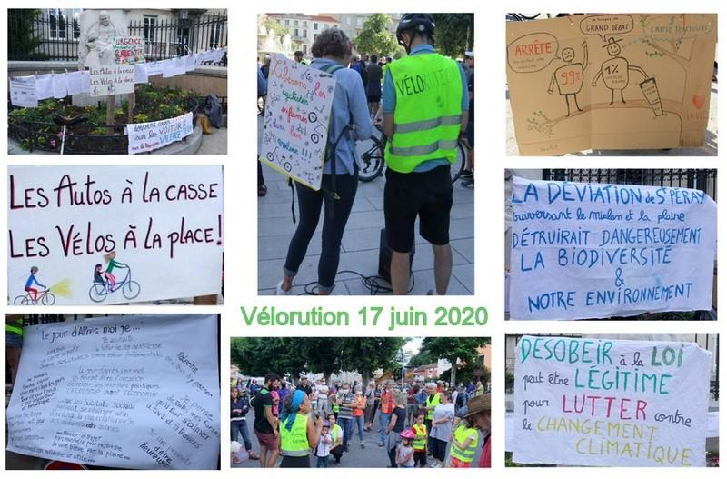 Vélorution du 17/06/2020