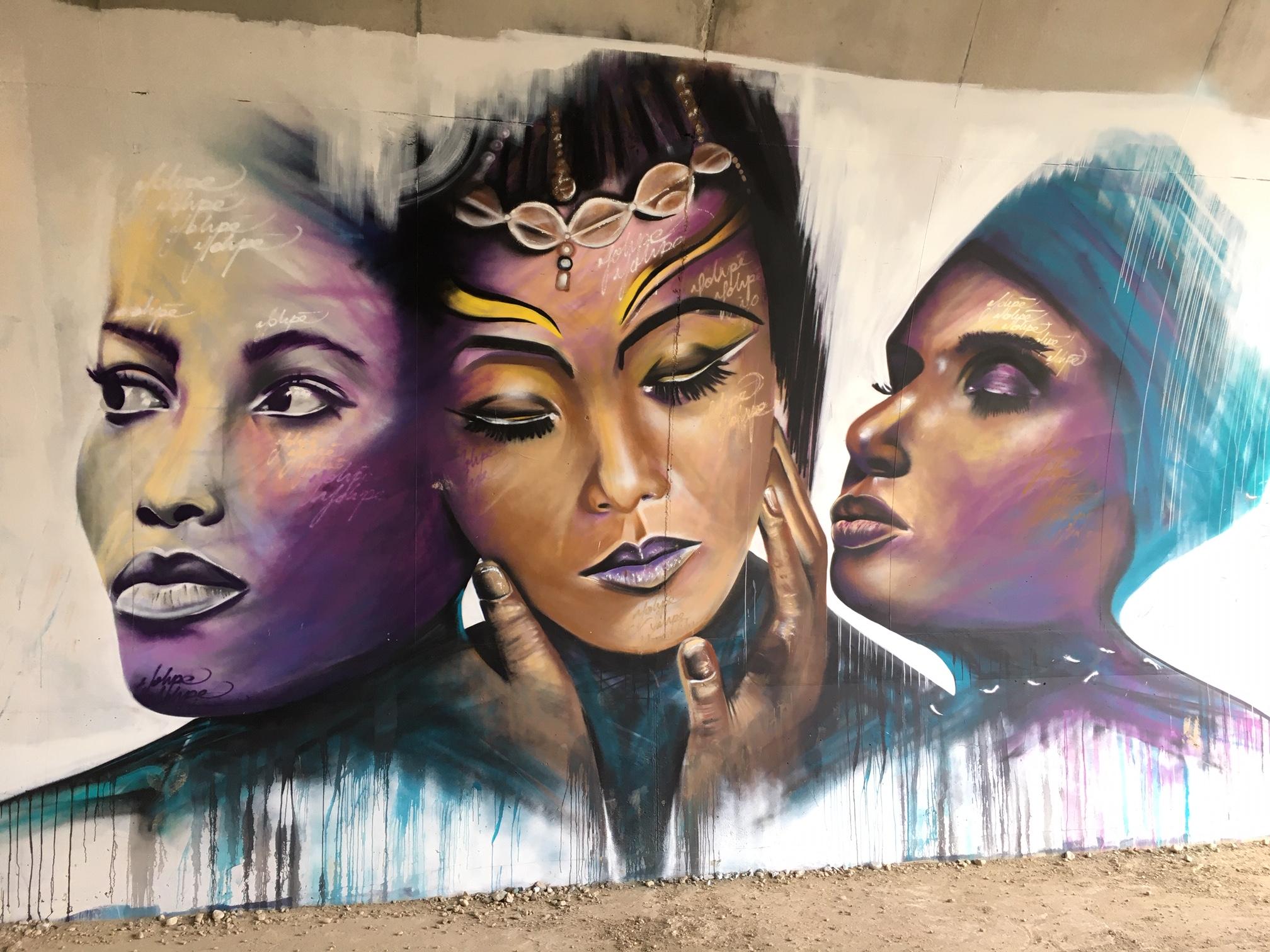 2020-02-19 - Balade du mercredi_Fresques sous le pont des Lônes